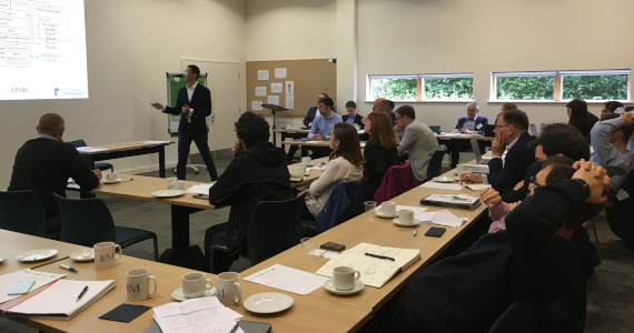 Digital manufacturing on a shoestring partners' meeting 13 June 2019